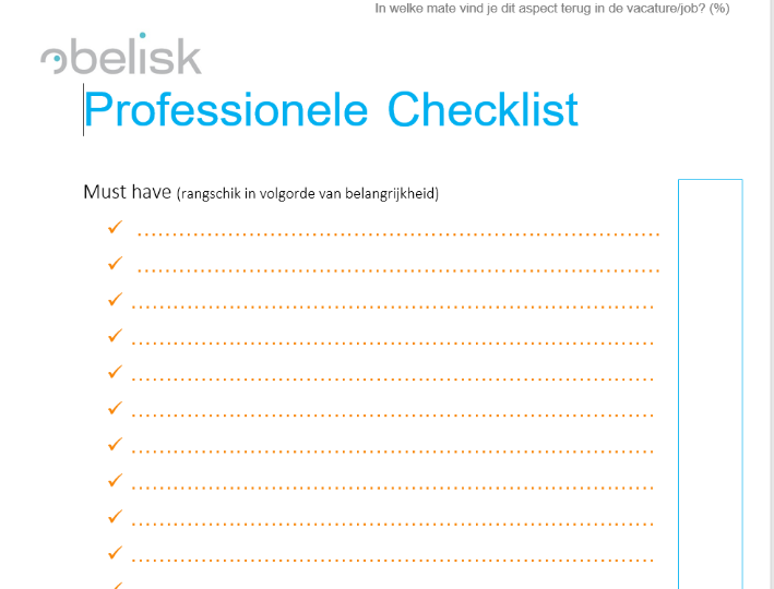 This image has an empty alt attribute; its file name is professionele-checklist-2.png